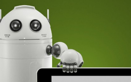 Transforming your Android Tablet into a robot